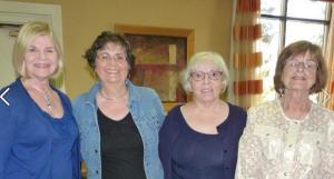 Lori Larson, Marsha Clinard, Maria Messina, Joanne Tortorice